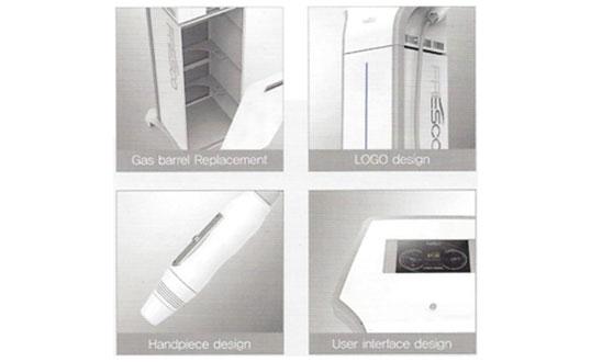 FRESCO(CO2 Low temperature pain relief system)